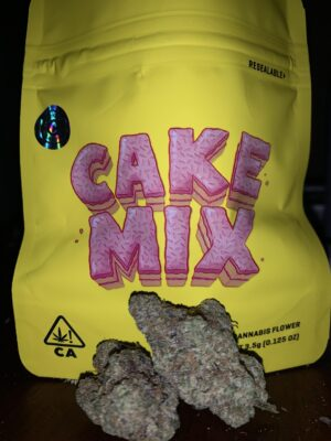 Cake Mix Strain